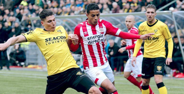 'Heel mooi contract' bij PSV: 'Heb overwogen om naar het buitenland te gaan'