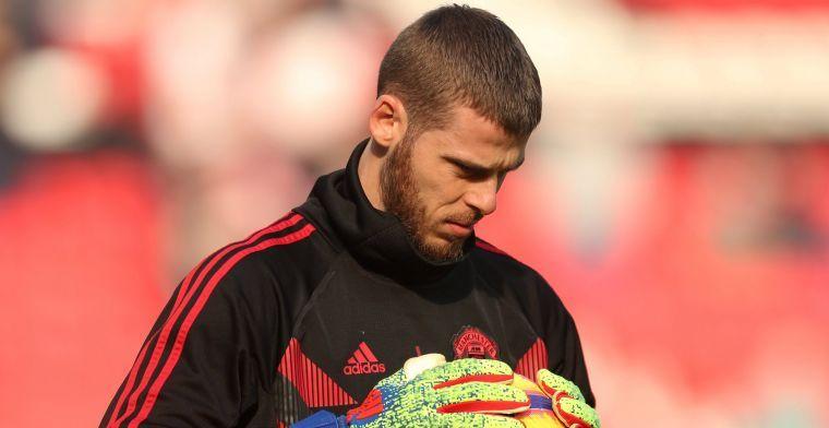 'Steun van United aan worstelende Sánchez duwt De Gea richting uitgang'