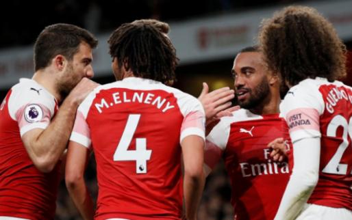 Afbeelding: Arsenal wint verdiend van Newcastle, passeert Tottenham en staat derde