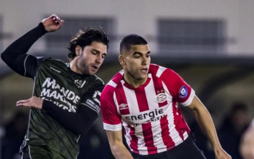 Afbeelding: PSV-aanvaller (19) hoopt op debuut: 'Van Bommel kent me heel goed'
