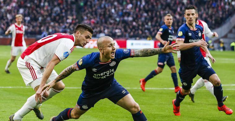 Waarom PSV het verdedigend beter op orde had dan Ajax, maar toch de boot in ging