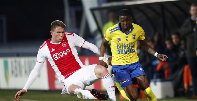 76fe1c55ece Oud-spits van Feyenoord 'verklapt':