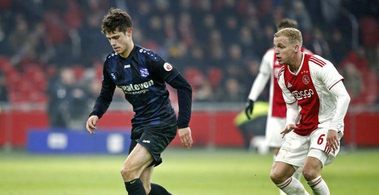 VI: Akkoord tussen Ajax en sc Heerenveen over Pierie lijkt aanstaande