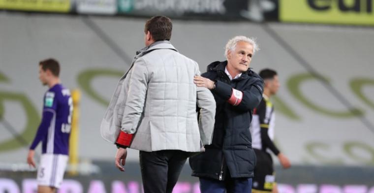 'Lot van Rutten bepaald: clubloze 'opvolger' licht Anderlecht-selectie al door'