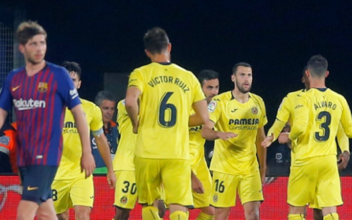 Afbeelding: Ongekend: Barcelona voorkomt nederlaag bij Villarreal na bizarre slotfase