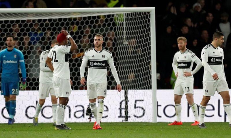 Afbeelding: Fulham grijpt laatste kans niet en degradeert na één seizoen uit de Premier League