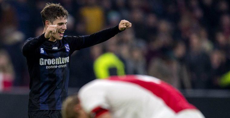 Ajax-interesse bevestigd: 'Misschien goed voor mij als ik uitgedaagd word'