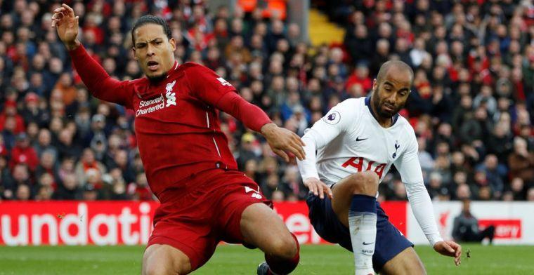 Absolute meevaller voor Liverpool en Van Dijk: 'Alles is goed'