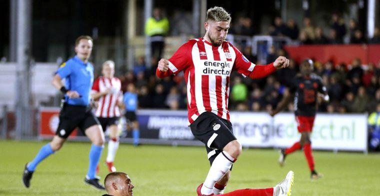 'PSV laat 'te oude' Duitser (23) na één seizoen vertrekken uit Eindhoven'