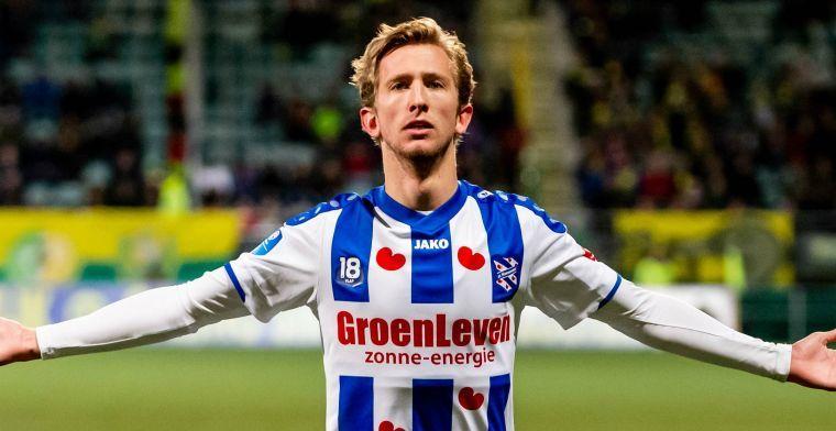'Anderlecht klopt aan voor Friese smaakmaker: Heerenveen vraagt 8 miljoen euro'
