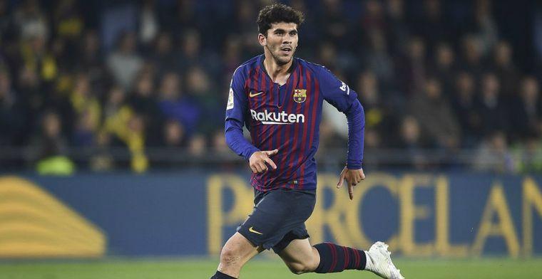 SPORT: Ajax 'zeer geïnteresseerd' in 21-jarige middenvelder van Barcelona