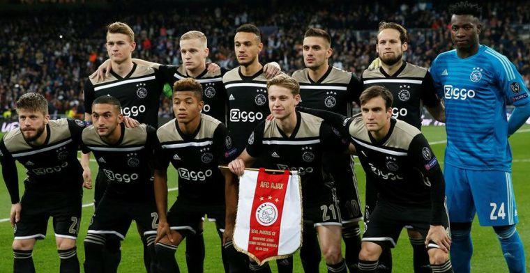 8f0469cd63f 'Schreuder huurde Troost in': 'Zodat de Ajax-spelers ineens veel energie. '