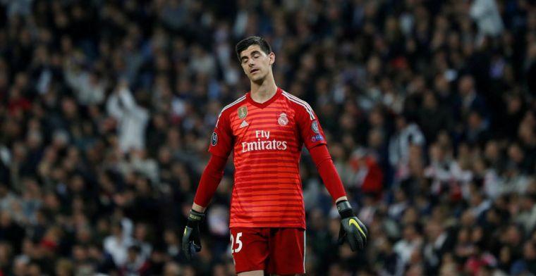 'Zidane hakt knoop door en kiest voor één vaste Real Madrid-doelman'