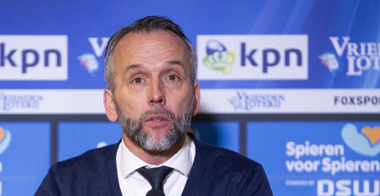 'Heeft overstap van zijn veilige kantoor naar vulkaan Feyenoord zwaar onderschat'