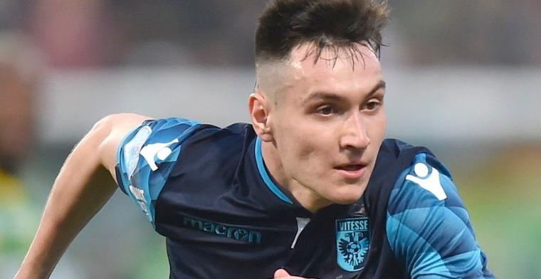 'Zenit Sint-Petersburg moet zich met 3,5 miljoen euro melden bij Vitesse'