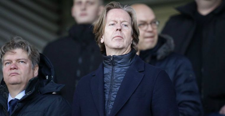 'De Jong treedt solistisch op bij Feyenoord en is communicatief niet de sterkste'