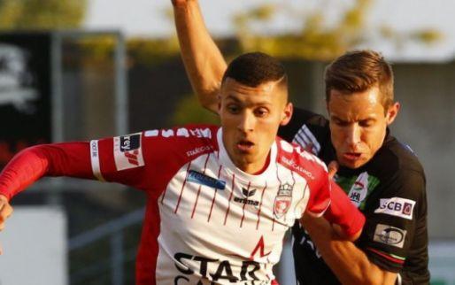 Afbeelding: Preud'homme wil transfer Amallah niet bevestigen:
