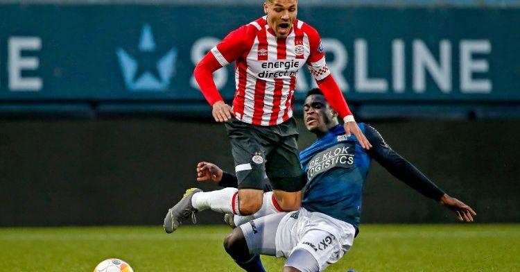 Update: Gewilde spits verlengt bij PSV: 'Voor mijn gevoel zit ik er dicht bij'
