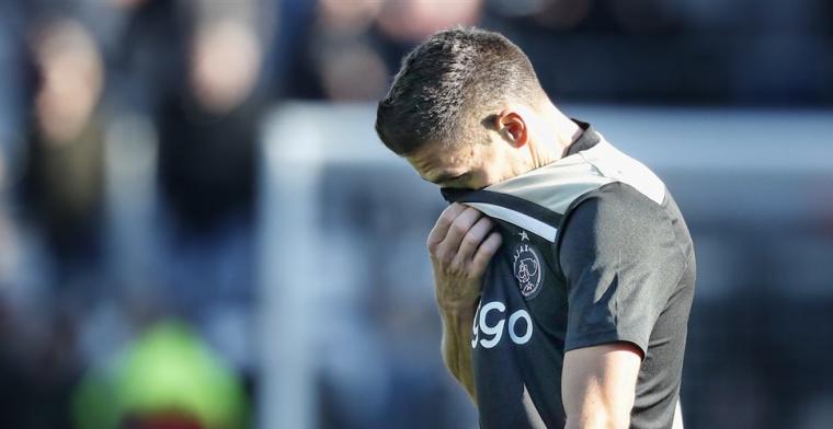 Deal tussen Ajax en Tadic: 'Hebben de afspraak dat hij twee jaar blijft'