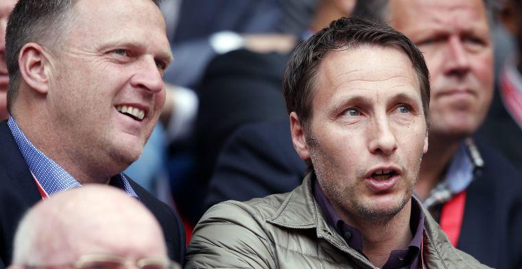 'Ik heb in die drie jaar nooit het gevoel gehad bij Ajax te horen, viel me tegen'