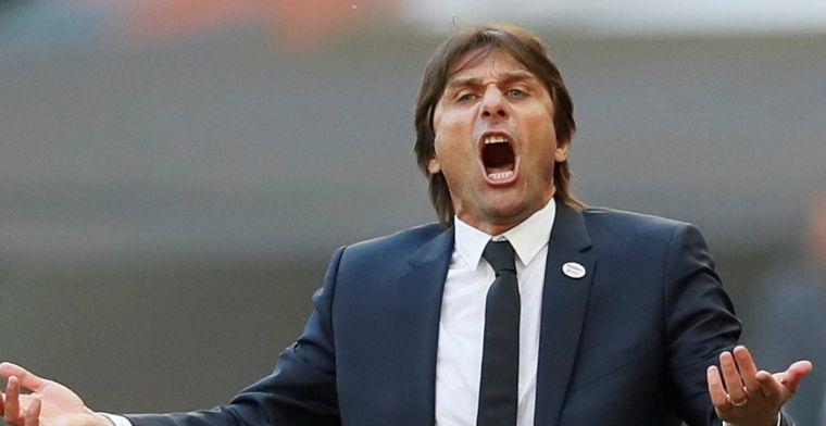 Conte verlangt torenhoog salaris van Internazionale