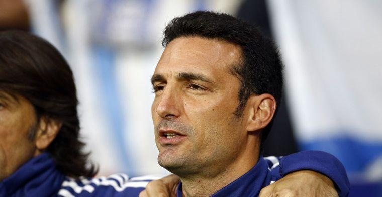 'Scaloni aangereden in Spanje: bondscoach Argentinië in 'zorgelijke toestand''