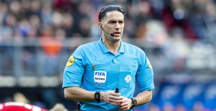Gözübüyükanalyseert dubieuze momenten bij Vitesse-PSV: 'Maakte daar een fout'