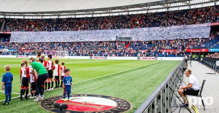 'Feyenoord gaat doelman volgend seizoen verhuren aan FC Dordrecht'