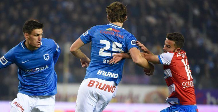 Head-to-head: Racing Genk mag blij zijn dat het thuis speelt tegen Club Brugge