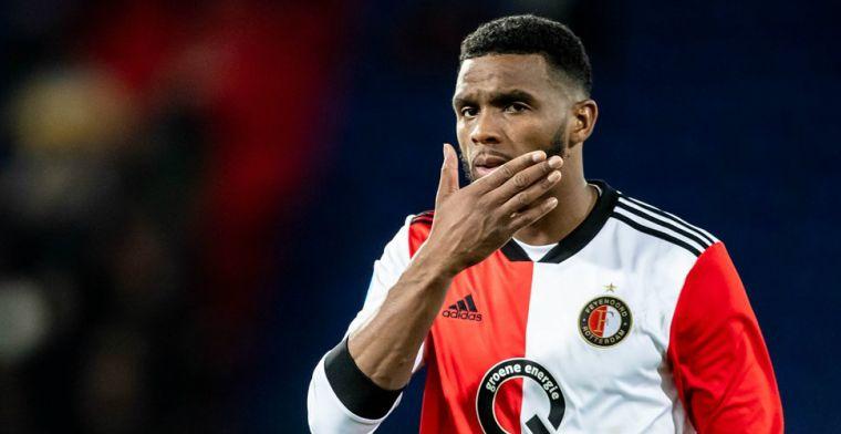Feyenoord-huurling wil blijven en mikt op landstitel: 'Zou het prachtig vinden'