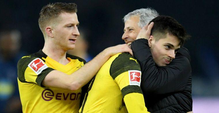 Dortmund ruimt op: Weigl en vier anderen moeten vertrekken