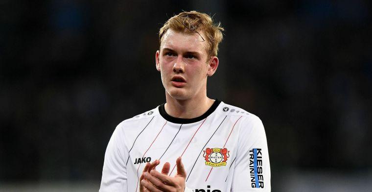 Leverkusen dreigt haar ster kwijt te raken aan Juventus
