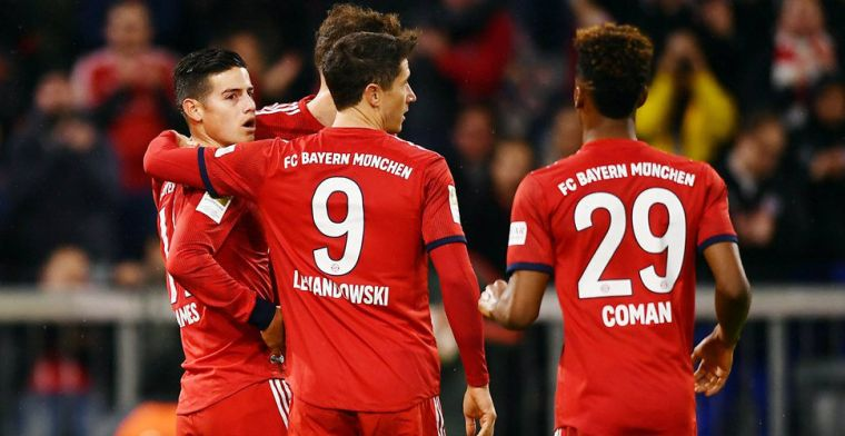 'Hommeles bij Bayern München: twee aanvallers op de vuist tijdens training'