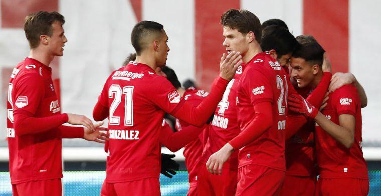 FC Twente bibbert, maar pakt de draad weer op: titel voor het grijpen