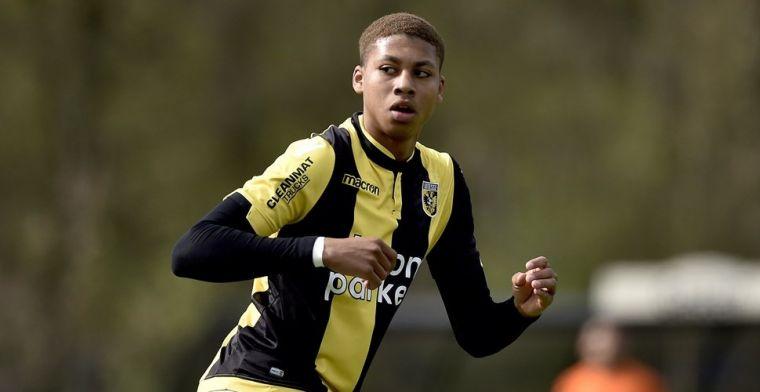 'Vitesse ziet onderhandelingen stuklopen: talentvolle spits (18) transfervrij'
