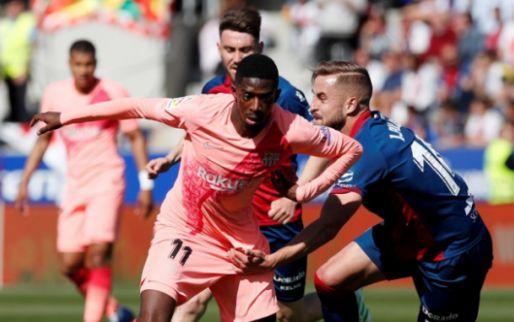 Afbeelding: Ontbreken van sterren breekt Barcelona op: puntenverlies tegen hekkensluiter