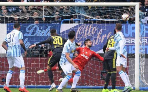 Afbeelding: B-ploeg van Juventus gaat onderuit in Ferrara en moet kampioensfeest uitstellen