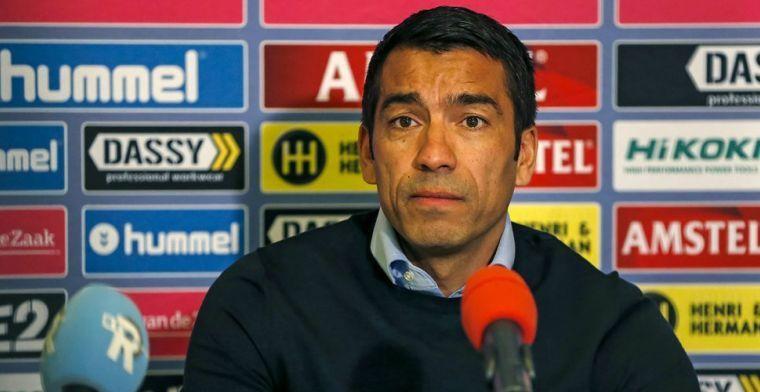 LIVE-discussie: Feyenoord start zonder Van Persie; Dalmau gepasseerd bij Heracles