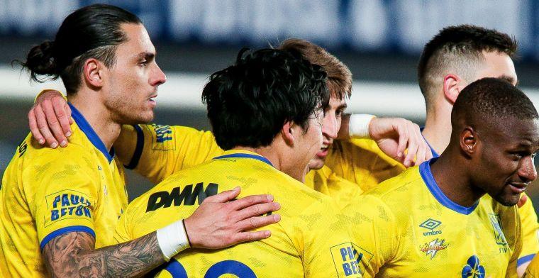 STVV verslaat KV Oostende en ruikt groepswinst