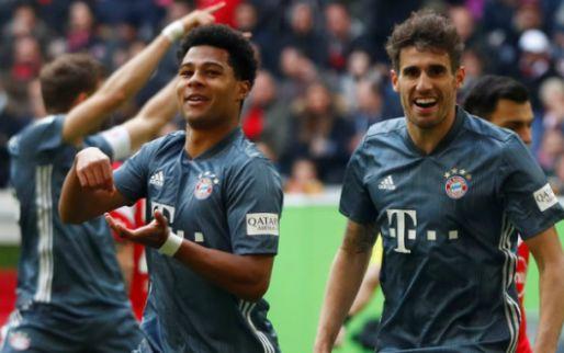 Afbeelding: Lukebakio en Raman kunnen Witsel niet helpen in strijd om de Duitse titel