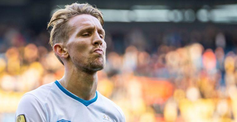 Luuk de Jong geeft hoop op avontuur niet op: 'Als het team op mij wordt afgestemd'