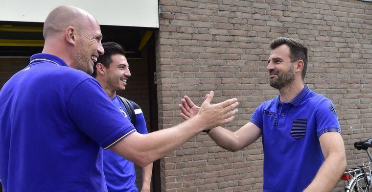 Club Brugge denkt aan Clement om Leko op te volgen: Hij is plan A