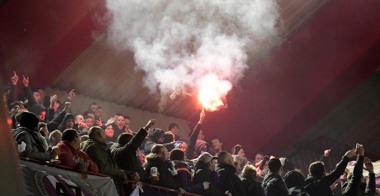 Anderlecht moet vrezen voor... eigen fans: Dat kunnen wij niet garanderen