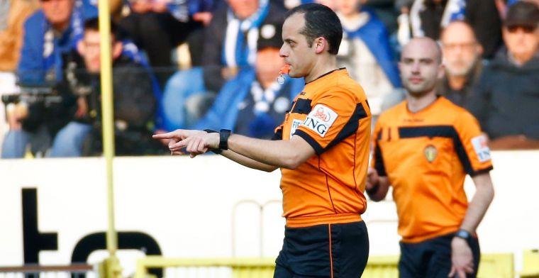 Genk weer op voorsprong via strafschop: 'Niets met voetbal te maken'