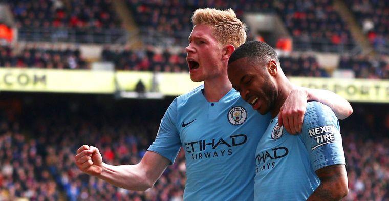 Sterling en De Bruyne bezorgen Man City winst in Londen: Liverpool aan zet