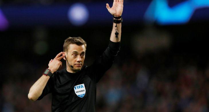 Update: Ook Makkelie mag aan de slag in de Champions League en reist naar Porto