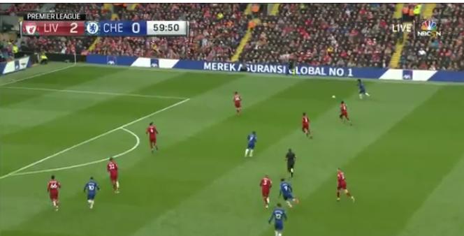 Pech, Hazard laat wenkende kans liggen om Chelsea weer in de match te brengen