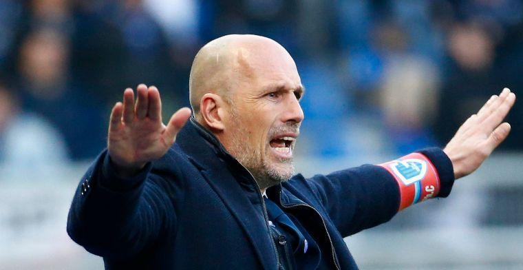 Clement laat zich uit over strafschop tegen Club Brugge: Was niet beslissend