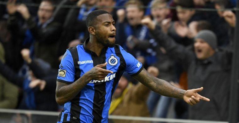 Moet Club Brugge vrezen voor vertrek Denswil? Elk seizoen interesse