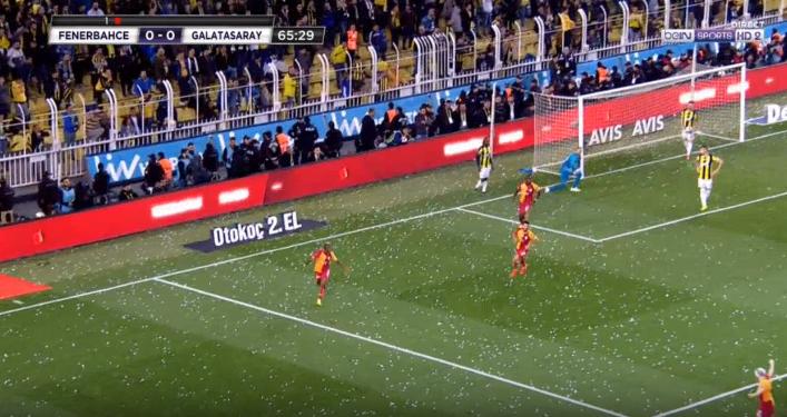 GOAL: Onyekuru (ex-Anderlecht) treft raak in Fenerbahçe – Galatasaray